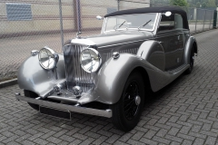 1938 Bentley Cabriolet by Worblaufen