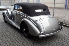 1938 Bentley Cabriolet by Worblaufen